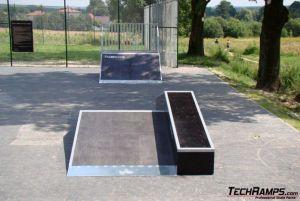 Skatepark w Końskich - 4
