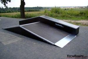 Skatepark w Końskich - 7