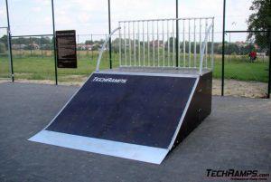 Skatepark w Końskich - 8