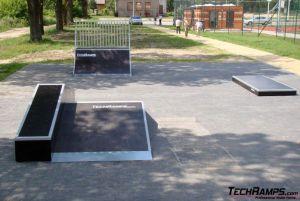 Skatepark w Końskich - 9