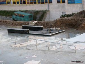 Skatepark w Koziegłowach - Czerwonak 10