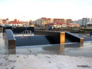 Skatepark w Koziegłowach - Czerwonak 13