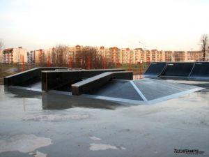 Skatepark w Koziegłowach - Czerwonak 14