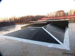 Skatepark w Koziegłowach - Czerwonak 15