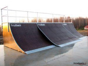 Skatepark w Koziegłowach - Czerwonak 16