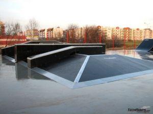 Skatepark w Koziegłowach - Czerwonak 17