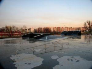 Skatepark w Koziegłowach - Czerwonak 20