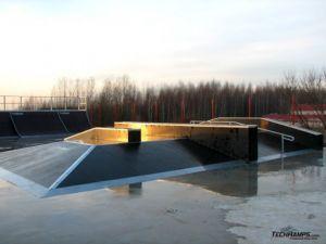 Skatepark w Koziegłowach - Czerwonak 4