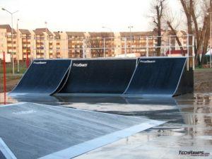 Skatepark w Koziegłowach - Czerwonak 6