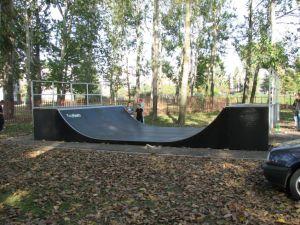 Skatepark w Krakowie 11
