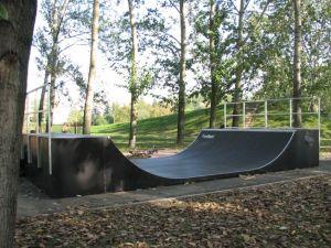 Skatepark w Krakowie 12