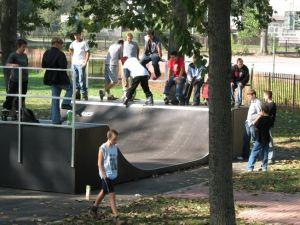 Skatepark w Krakowie 17