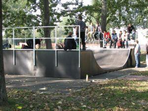 Skatepark w Krakowie 18