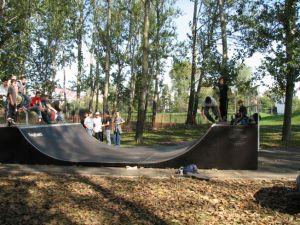 Skatepark w Krakowie 19
