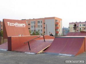 Skatepark w Krakowie 2