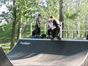 Skatepark w Krakowie 20