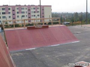 Skatepark w Krakowie 5