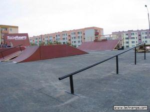 Skatepark w Krakowie 7