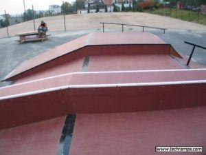 Skatepark w Krakowie 8