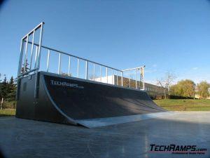Skatepark w Krośnie - 1
