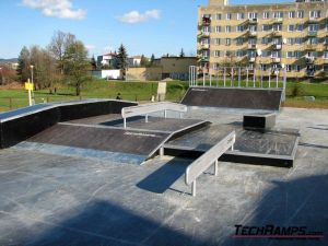 Skatepark w Krośnie - 2