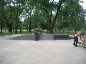 Skatepark w Krotoszynie 7