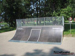 Skatepark w Krotoszynie (rozbudowa) - 1