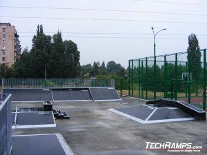 Skatepark w Krzywym Rogu - Ukraina_2