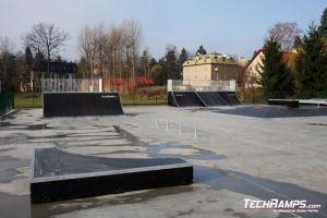 Skatepark  w Kudowie Zdrój- 8