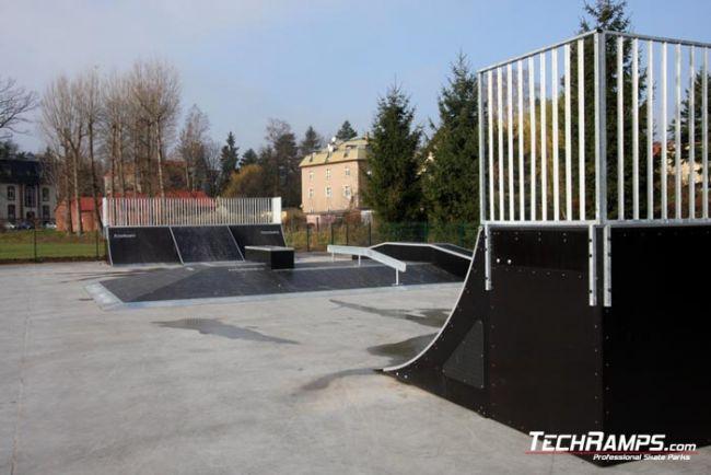Skatepark w Kudowie-Zdroju