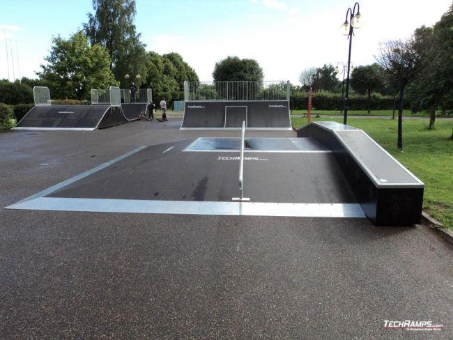 Skatepark w Kwidzynie