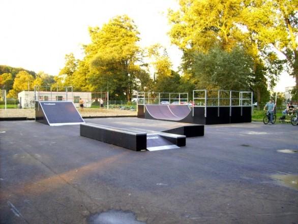 Skatepark w Lęborku