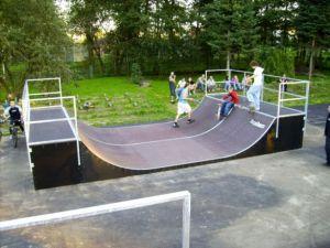 Skatepark w Lęborku 3