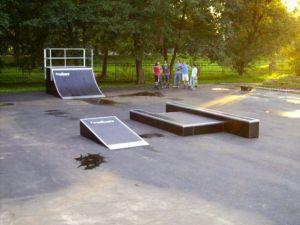 Skatepark w Lęborku 4