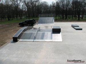 Skatepark w Łodzi - 1