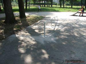Skatepark w Łodzi 1
