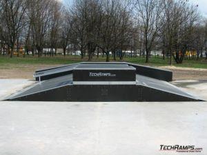 Skatepark w Łodzi - 2