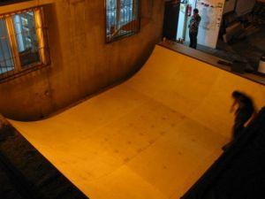 Skatepark w Łodzi 3