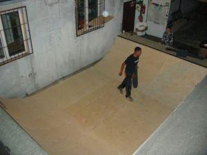 Skatepark w Łodzi 4
