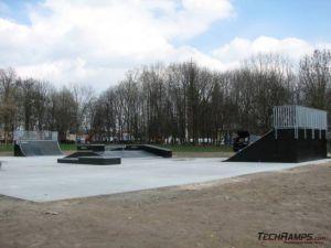 Skatepark w Łodzi - 7