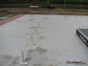 Skatepark w Łodzi nba bmx, rolki i deskorolke