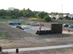 Skatepark w Lubinie 1
