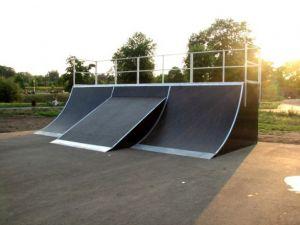 Skatepark w Lubinie 10