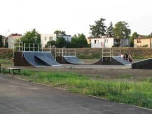Skatepark w Lubinie 2