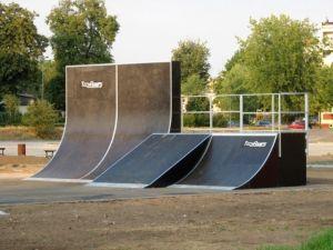 Skatepark w Lubinie 3