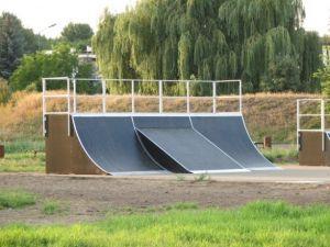 Skatepark w Lubinie 4