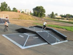 Skatepark w Lubinie 6