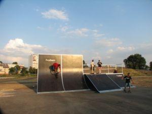 Skatepark w Lubinie 7