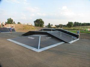 Skatepark w Lubinie 8