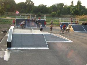 Skatepark w Lubinie 9